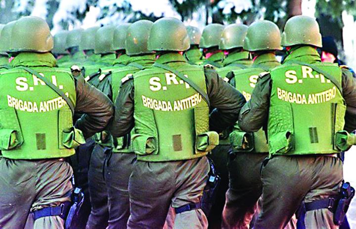 Agentii FSB extradati de SRI s-au in