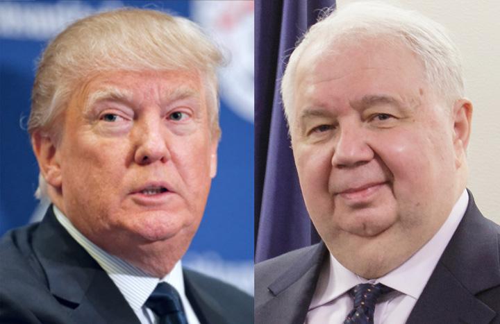 trump 2 Si Trump s a dat cu ambasadorul Rusiei?