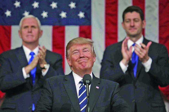 """trump Trump: """"Treaba mea nu e lumea, treaba mea e sa reprezint America"""""""