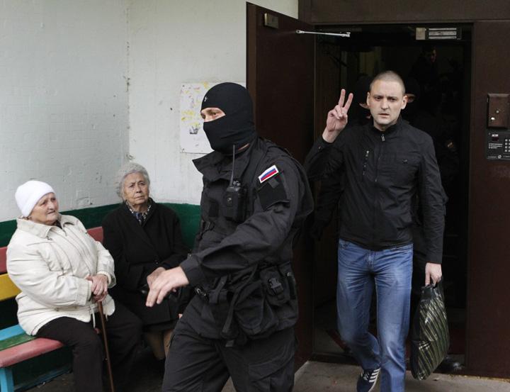 udaltsov S au pus cu Putin