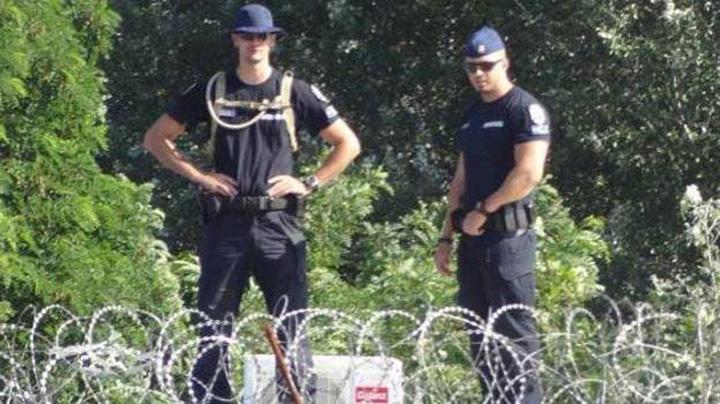 """ungaria medalion Ungaria infiinteaza """" vanatori"""" la frontiere"""