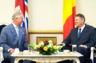 vizita Printul Charles, in vizita oficiala in Romania. A ajuns la Cotroceni
