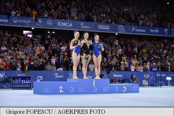 04231613 1022146906 Europenele de gimnastica: 2 de aur, un argint si un bronz pentru Romania