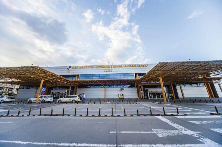 15036409 1049475275181657 39797936568480589 n aerop 720x479 Intarzieri ale curselor aeriene, la Cluj, pe fondul vremii rele