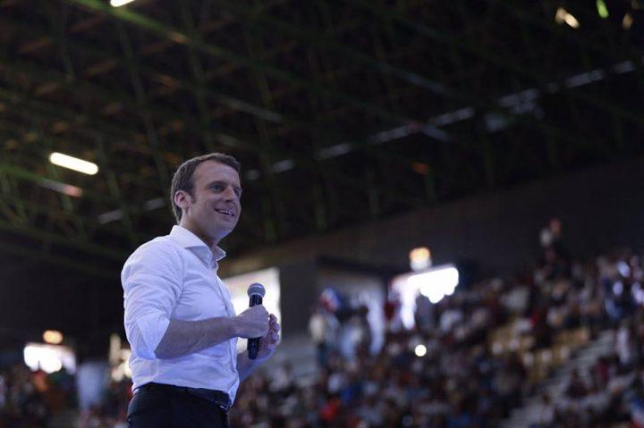 17499186 1935900579975852 3504883200404164703 n macro 720x479 Prezidentiale Franta. Emmanuel Macron si Marine Le Pen, in turul 2