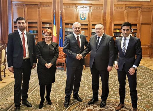 18010154 1447964588587148 9046800304838865509 n intalnire Politicianul pe care pesedistii il sustin pentru preluarea sefiei Primariei Craiova