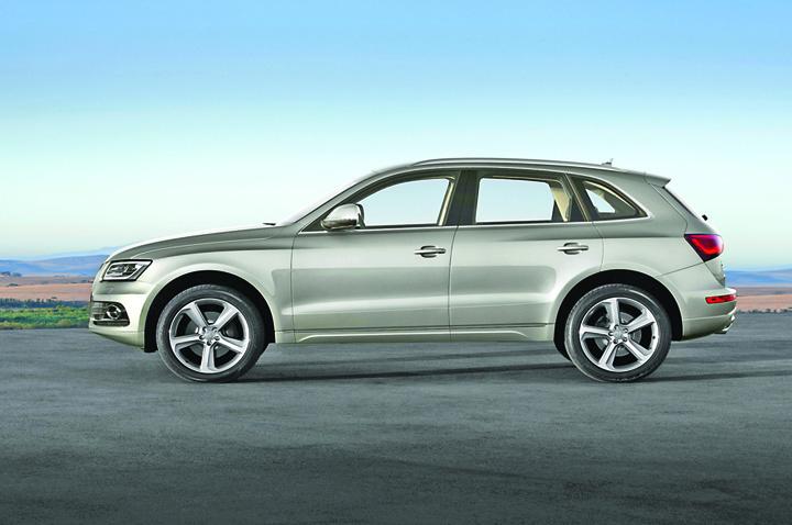 2013 Audi Q5 Side Profile 1 Audi Q 5 ia apa!