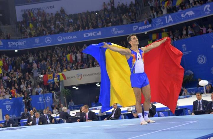 813378 rkx43marian dragulescu Europenele de gimnastica: 2 de aur, un argint si un bronz pentru Romania