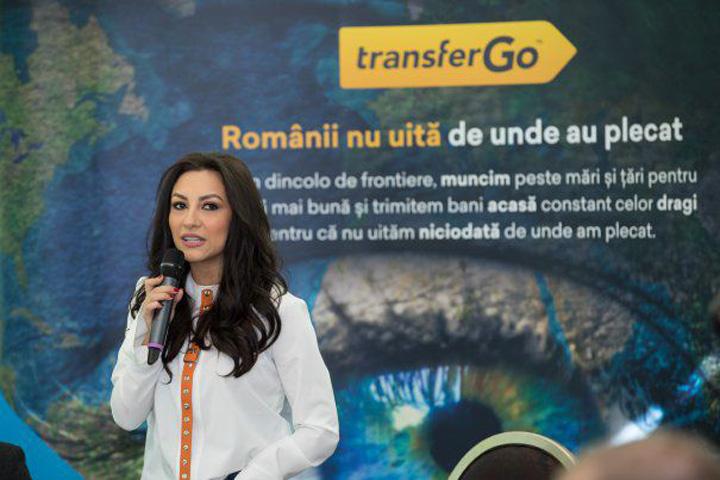 Andrax Andra, imagine pentru TransferGo