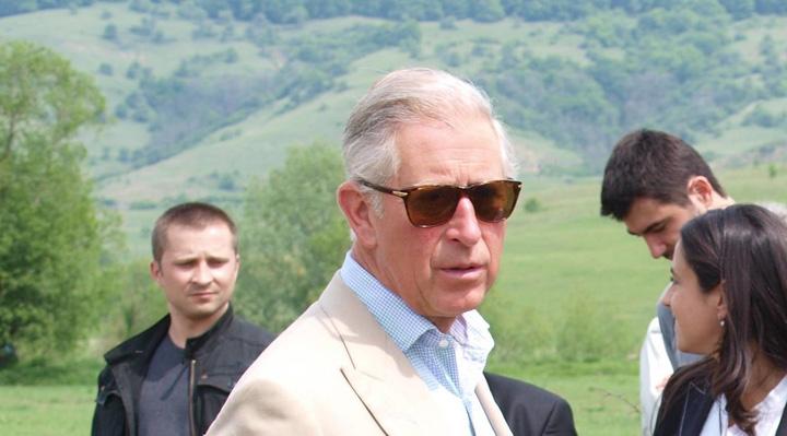 Charles2 Un primar vrea sa l faca print pe …mostenitorul coroanei Angliei!