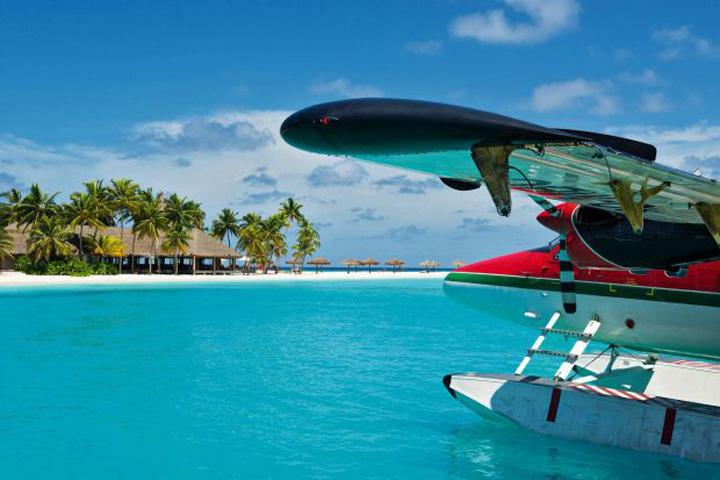 Consideree comme la plus belle plage du monde El Nido aux Philippines se decouvre en hydravion inside full content pm v8 Socant! Vacanta de 13,8 milioane de dolari
