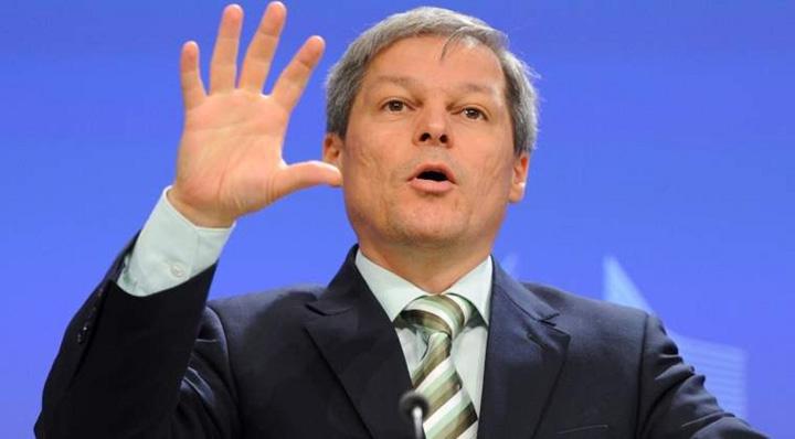 Dacian Ciolos 1 Gata! Ciolos nu mai vrea in UE
