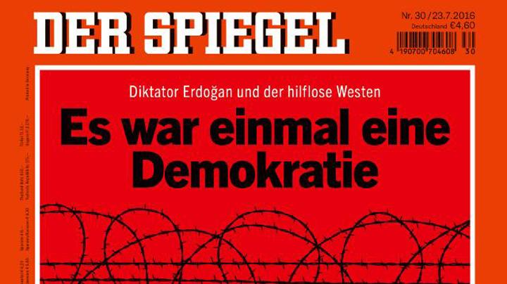 """Der Spiegel copertă Cum distruge Alexander Adamescu reputatia celebrului """"Der Spiegel"""""""