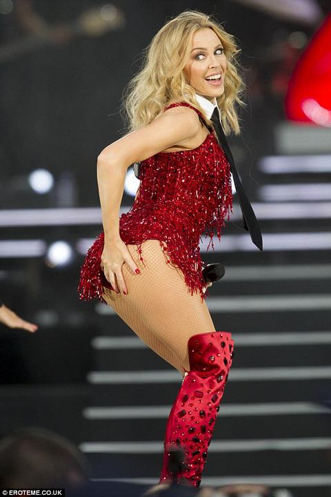 Kylie Minogue Kylie Minogue, printesa britanica?