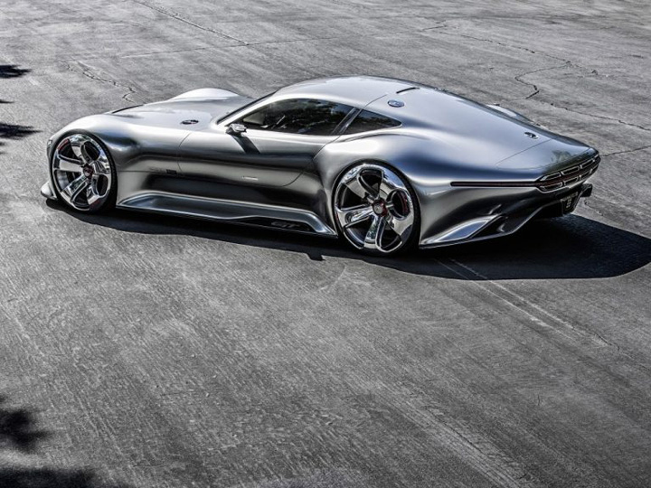 Mercedes AMG Project One gadgetreport.ro 3 768x576 Mercedes AMG Project One: spectacol pe roti