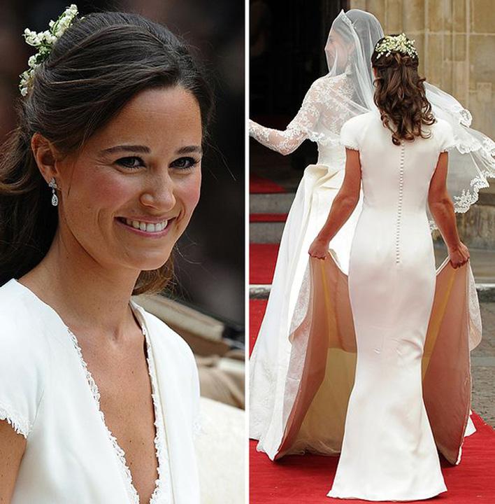 PIPPA Pippa Middleton se marita