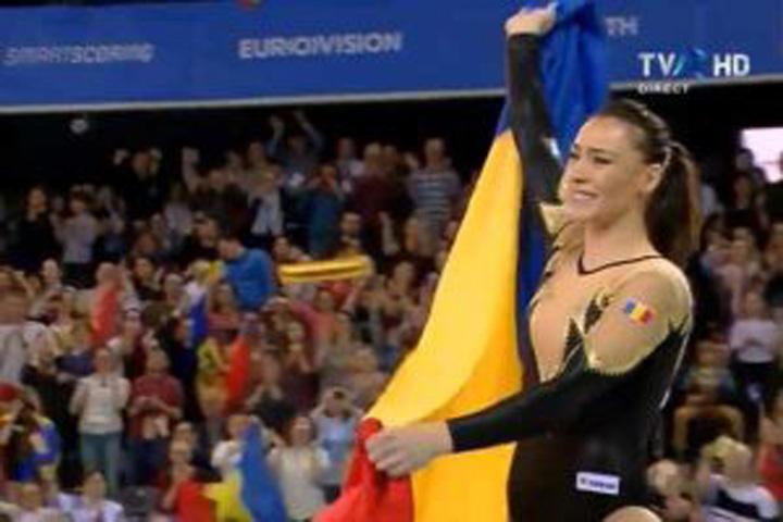 Ponor aur Cluj barna 300x200 Europenele de gimnastica: 2 de aur, un argint si un bronz pentru Romania