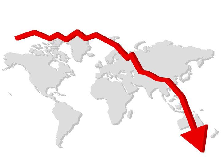 RECESIUNEA GLOBALĂ Recesiunea globala este aici!