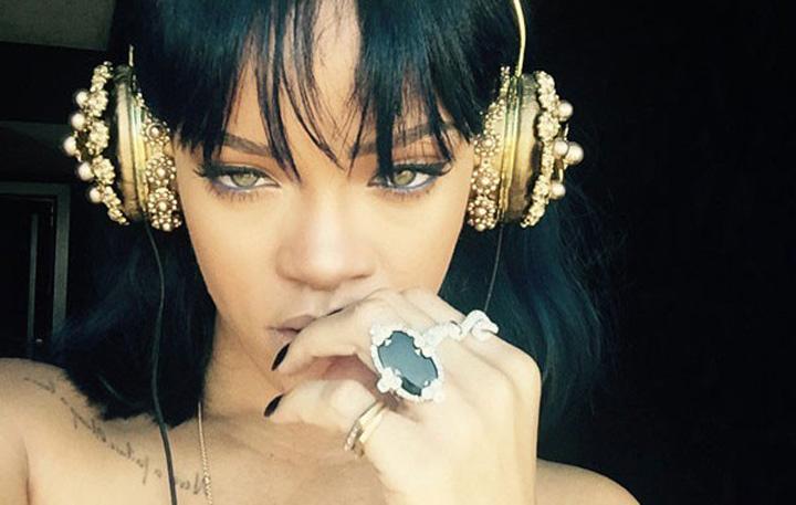 Rihanna  Instagram, Vestul Salbatic al publicitatii mascate
