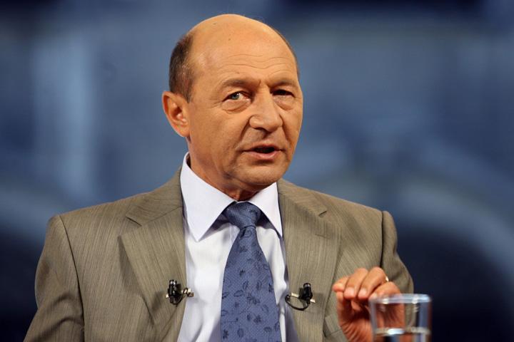 "Traian Basescu Nasul ""sistemului"" plange in direct soarta lui Ghita"