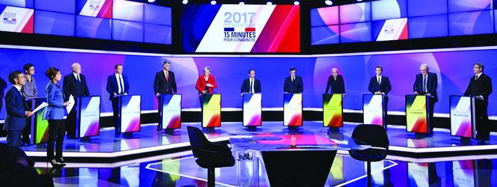 alegeri franta Loteria prezidentialelor din Franta