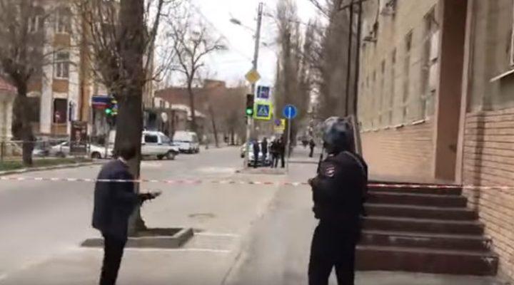 anchetatori 720x400 Explozie in apropierea unei scoli rusesti (VIDEO)