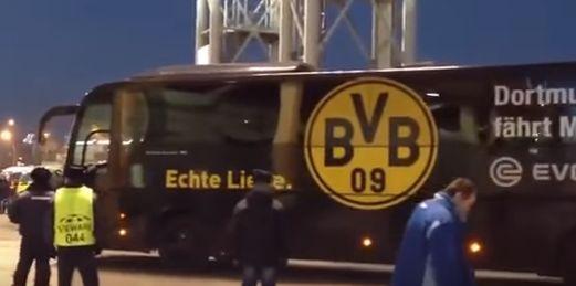 ata 1 Date noi in cazul exploziilor de la Dortmund (VIDEO)