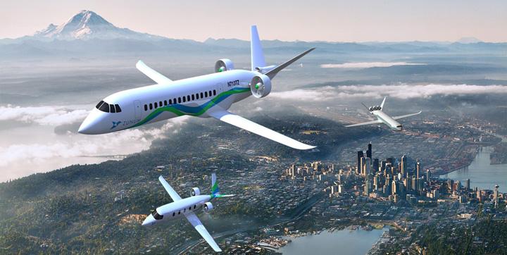 avioane electrice Dupa masini electrice, vin si avioanele electrice