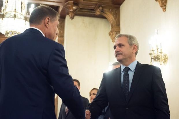 chemat Dragnea nu exclude ca Iohannis sa fie chemat la comisia parlamentara de ancheta