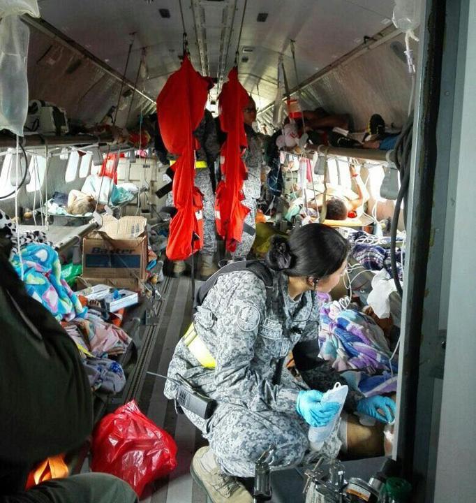 columbie 7 Catastrofa in Columbia, peste 250 de morti