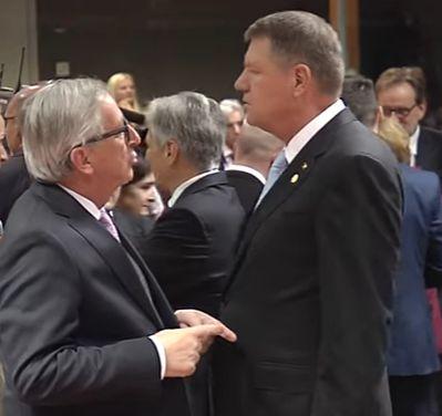 discutie 1 Seful Comisiei Europene le va vorbi alesilor neamului la doua ziledupa Iohannis