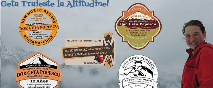 dor 720x299 Pasiunea Getei Popescu pentru alpinism, mostenita din familie