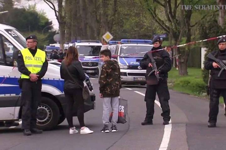 dortmund Dortmund: Uite islamistul, nu e islamistul
