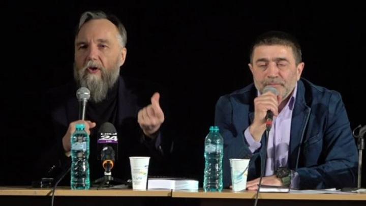 dughin si iurie rosca Dughin la Bucuresti: intre daci si satanicul Soros
