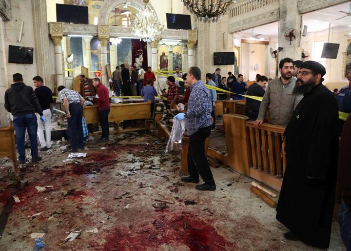 egipt1 1 Saptamana patimilor in era terorismului
