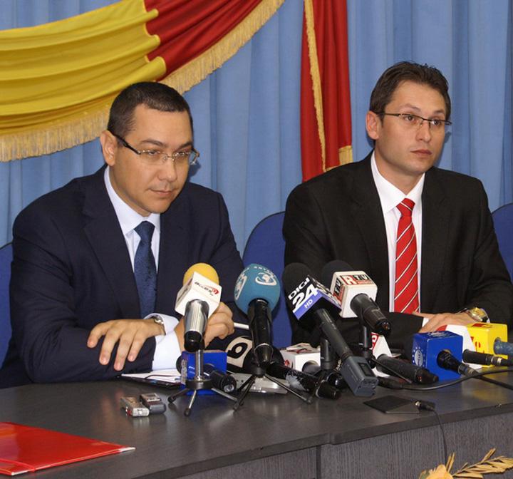 ei doi Finul lui Ponta, sef la Justitie!
