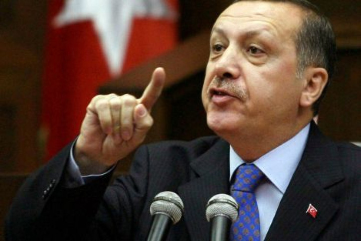 erdogan 1 Erdogan: Voi continua sa i fac nazisti pe europeni
