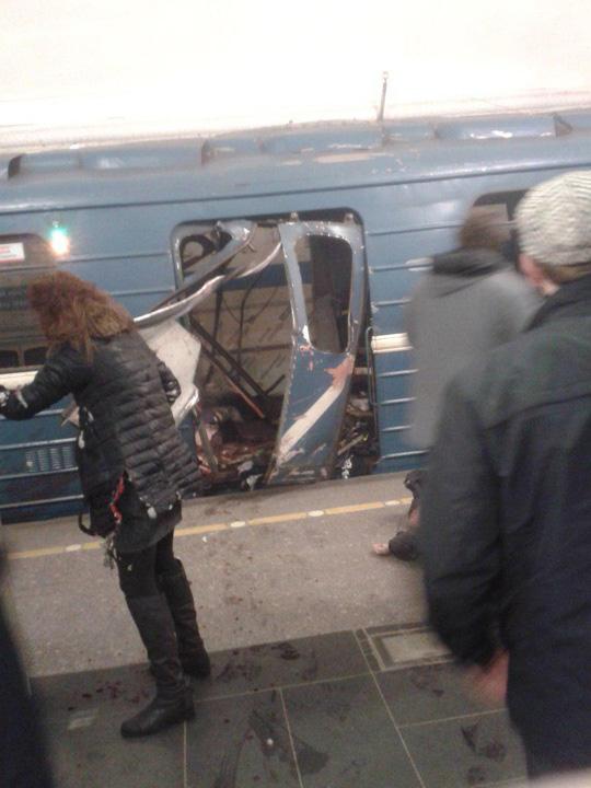 explozie Teroristii lovesc acasa la Putin