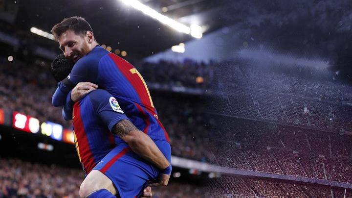 fcbarcelonacom Lionel Messi incendiaza La Liga!