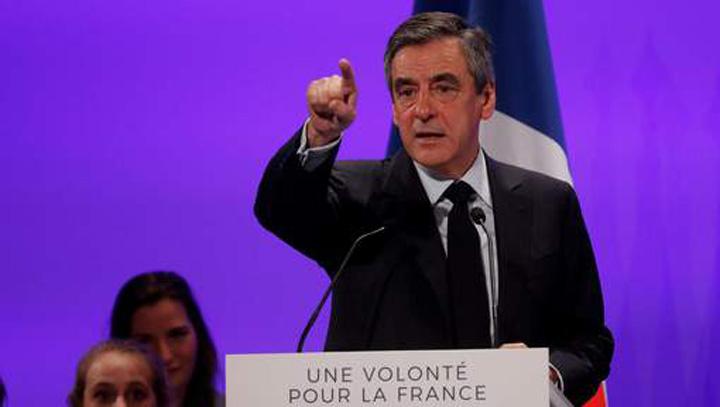fillon Fillon il acuza pe Hollande de Penelopegate