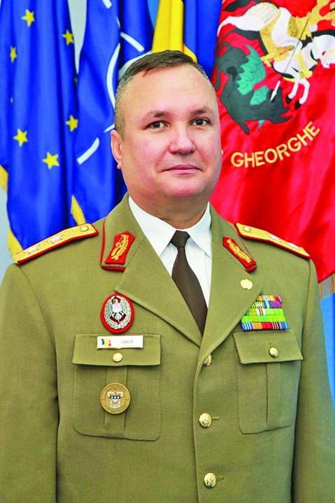 general maior nicolae ciuca Se face baza nucleara din Romania!