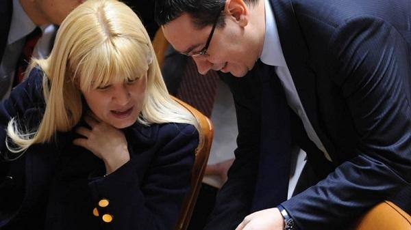intaln Ponta confirma intalnirea cu Udrea si da, la randul sau, cateva detalii
