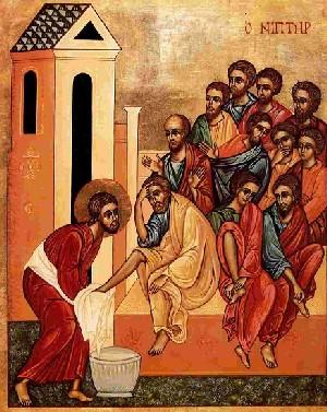 joia mare Obiceiuri in Joia din Saptamana Patimilor. Denia celor 12 Evanghelii