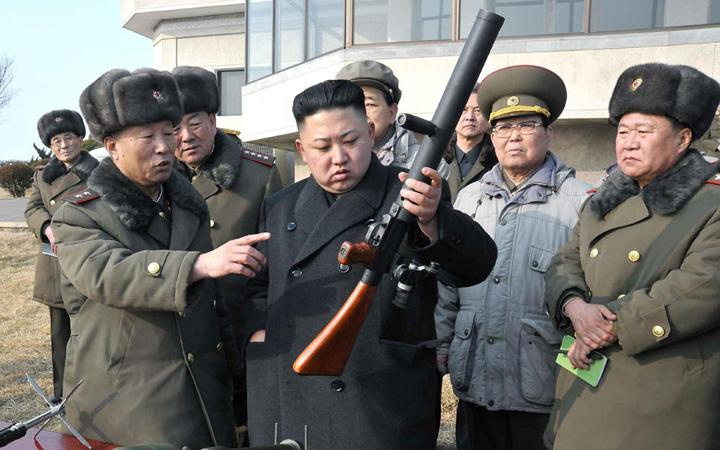 kim jong SUA: Vom zdrobi Coreea de Nord in caz de atac