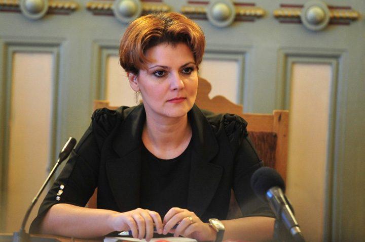lia olguta vasilescu 720x479 Olguta Vasilescu, reactie dupa ce Iohannis a refuzat sa o numeasca iar ministru
