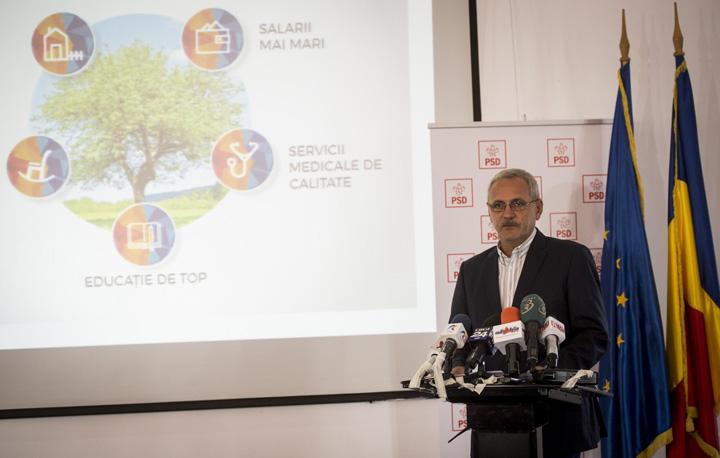 liviu dragnea murighiol 22 Programul PSD ului nu merge nici pe departe ceas