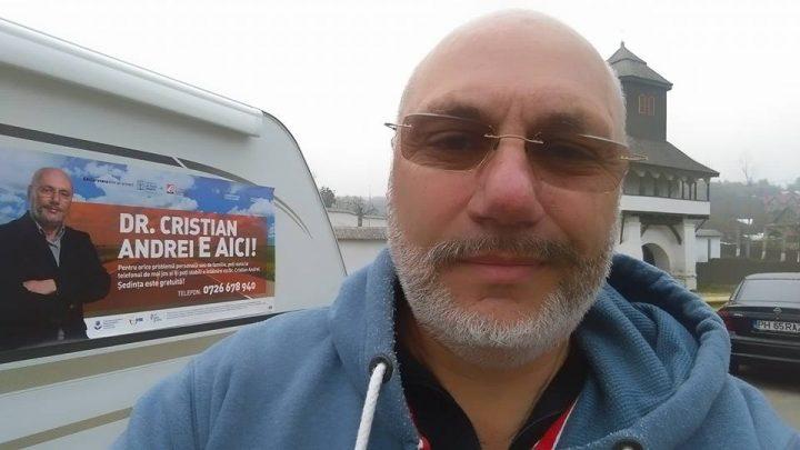 medic 720x405 Medicul Cristian Andrei, implicat intr un accident (VIDEO)