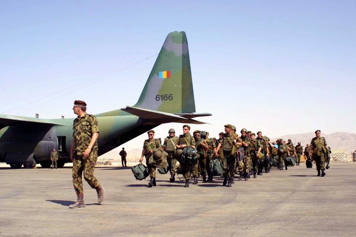 militari NATO Detasamentul de contrainformatii NATO la Bucuresti, o necesitate