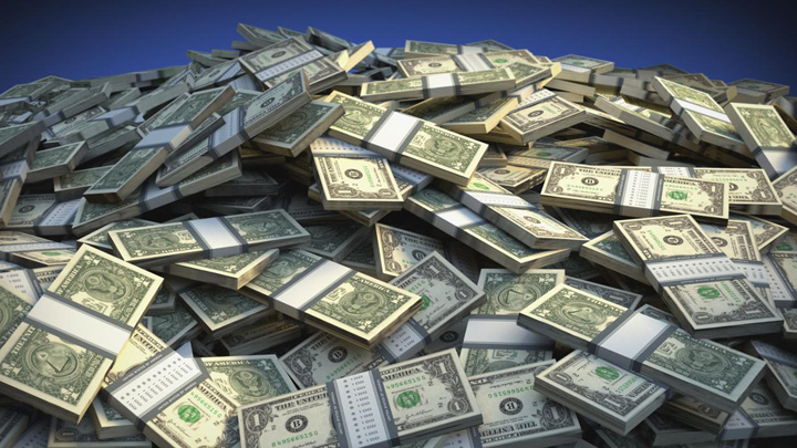 money Cati bani sunt pe lume?