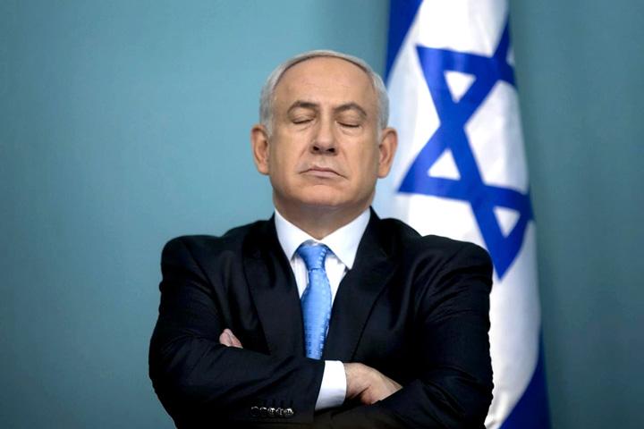 netanyahu Germania si Israel isi arata coltii